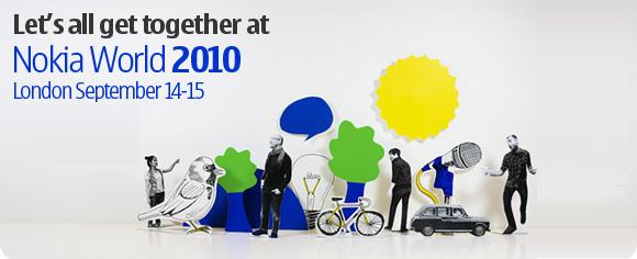 Nokia World 2010