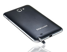 Samsung Galaxy Note Preview