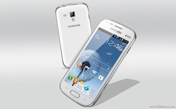 Samsung Galaxy S Duos S7562 Preview : First Look Image