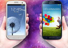 Samsung Galaxy S4 vs Galaxy S III