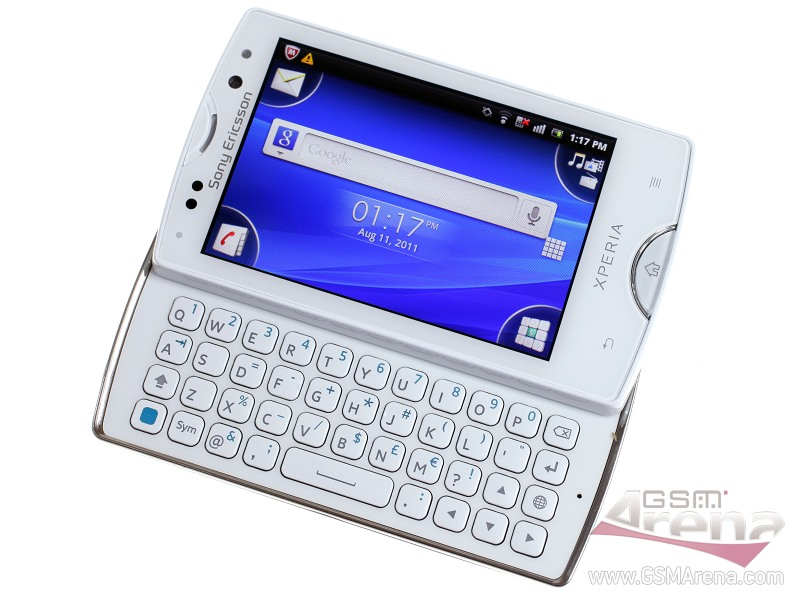 handphone SE Android keypad qwerty