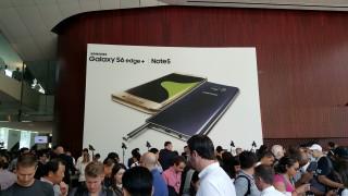 Samsung Galaxy Note5 camera