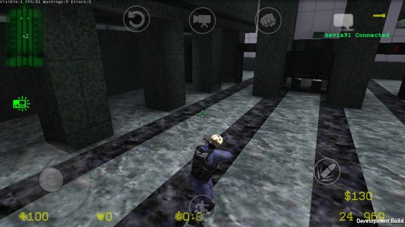 اشهر العاب الاونلاين عالميا  Counter-Strike Portable v1.59c   Bots