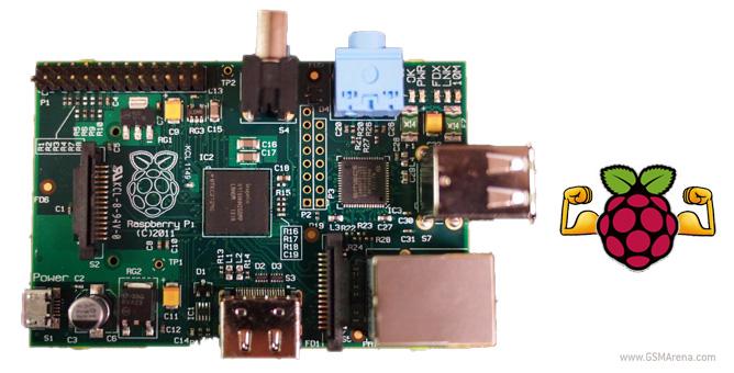 $25 Raspberry Pi computer beats iPhone 4S, Tegra 2 in GPU