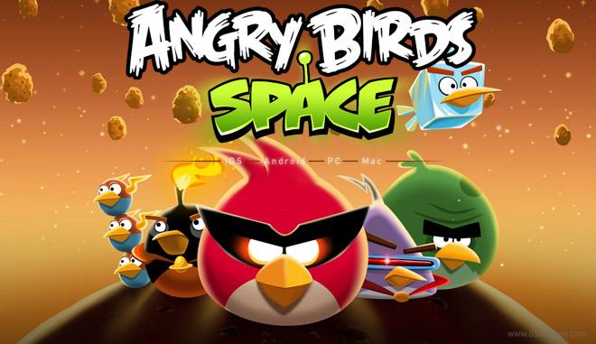 تحميل angry birds space 1.0 MAC