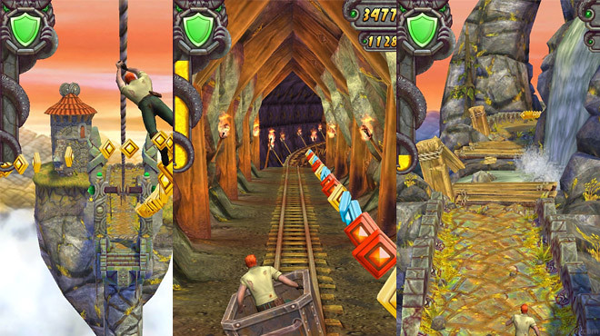 remple run oz game download in samsung z2