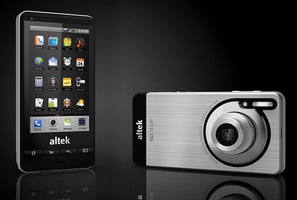 Altek 14MP Camera Powerhouse!