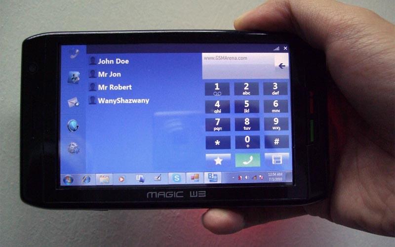 تليفون يحمل ويندوز7 كامل