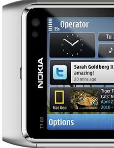 Nokia T7-00 ! новый телефон от финов