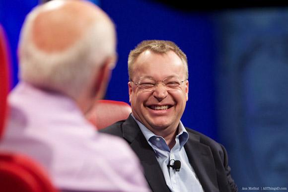 Elop the Nokia CEO