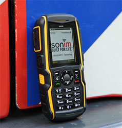 Keyboards mouses and mobiles: Sonim XP3300 Force officially