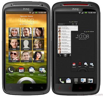 مبرووك لأصحاب HTC Sensation XE بدأ تحديثه لل4.0 ICS