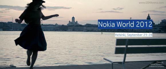 Nokia World 2012 سيقام في فنلندا